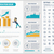technology flat design infographic template stock photo © rastudio