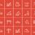 spatola · sketch · icona · vettore · isolato - foto d'archivio © rastudio