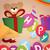 boldog · születésnapot · léggömb · kártya · vektor · formátum · textúra - stock fotó © ratch0013