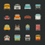 car icons transport stock photo © ratch0013