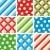 kockás · kék · minták · gyűjtemény · négy · terv - stock fotó © ratselmeister