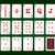 kártyapakli · vektor · összes · szett · arc · jókedv - stock fotó © ray_of_light