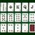 лопата · туз · покер · игральных · карт · цветок · текстуры - Сток-фото © ray_of_light