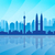 Kuala · Lumpur · silhueta · negócio · linha · do · horizonte · arquitetura - foto stock © ray_of_light