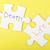 rompecabezas · palabra · tiempo · piezas · del · rompecabezas · construcción · juguete - foto stock © raywoo