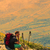 турист · пород · гор · изображение · глядя - Сток-фото © razvanphotography