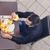 pizza · plaat · voedsel · achtergrond · kaas - stockfoto © razvanphotography