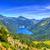 lago · montanhas · belo · imagem · francês · natureza - foto stock © RazvanPhotography