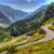 paisagem · montanhas · belo · distância · ver · montanha - foto stock © razvanphotography