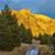 puesta · de · sol · montana · camino · hermosa · forestales · invierno - foto stock © RazvanPhotography