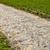 oude · weg · groen · gras · veld · stormachtig · hemel - stockfoto © razvanphotography