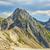 montanhas · impressionante · céu · nuvens · natureza · fundo - foto stock © RazvanPhotography