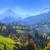 outono · montanhas · cedo · paisagem · francês · beleza - foto stock © RazvanPhotography