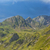 paisagem · montanhas · belo · fechar · céu · nuvens - foto stock © RazvanPhotography