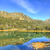 alto · lago · belo · montanhas · grama - foto stock © RazvanPhotography
