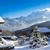 деревне · Рождества · французский · Альпы · Франция · дома - Сток-фото © razvanphotography