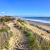 footpath on the atlantic dune in brittany stock photo © razvanphotography