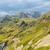 paisagem · montanhas · belo · estrada · céu · nuvens - foto stock © RazvanPhotography