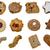 конфеты · торты · Печенье · десерта · пластина · шоколадом - Сток-фото © razvanphotography
