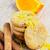 cookies · geïsoleerd · witte · midden - stockfoto © razvanphotos