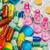 pílulas · tiro · saúde · medicina · branco · amarelo - foto stock © razvanphotos