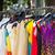 Homme · rack · jeunes · heureux · vêtements · magasin - photo stock © razvanphotos