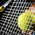 tênis · bola · madeira · esportes · fundo · assinar - foto stock © razvanphotos