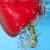 赤 · 唐辛子 · 泡 · 食品 · フルーツ · 緑 - ストックフォト © razvanphotos