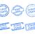 első · osztály · bélyegek · terv · levél · bélyeg · osztály - stock fotó © rbiedermann