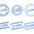 bélyegek · vásárlás · bélyeg · grafikus · vasaló · vásár - stock fotó © rbiedermann