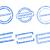 belangrijk · postzegels · stempel · vintage · grafische · knop - stockfoto © rbiedermann