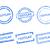 popolare · francobolli · design · lettera · timbro · tag - foto d'archivio © rbiedermann