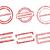 gwarantowane · znaczków · projektu · list · pieczęć · tag - zdjęcia stock © rbiedermann