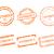 vitamine · postzegels · stempel · grafische · verkoop · tag - stockfoto © rbiedermann