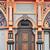 klasszikus · porta · 3d · illusztráció · épület · fal · fény - stock fotó © rbiedermann