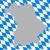 地図 · ドイツ · フラグ · 旅行 · バナー · 孤立した - ストックフォト © rbiedermann