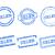 bélyegek · levél · bélyeg · grafikus · vásár · címke - stock fotó © rbiedermann