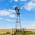 szélmalom · Colorado · préri · pumpa · szarvasmarha · víz - stock fotó © rcarner