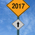 2017 ahead roadsign stock photo © RedDaxLuma