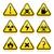 化学 · ハザード · 標識 · 自然 · 死 · 科学 - ストックフォト © redkoala