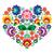 papieru · miłości · serca · dekoracji · zestaw · walentynki - zdjęcia stock © redkoala