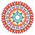 伝統的な · 飾り · パターン · 孤立した · 白 · テクスチャ - ストックフォト © redkoala