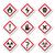 iconen · waarschuwing · gevaar · fout · geïsoleerd · witte - stockfoto © redkoala