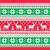 Weihnachten · Winter · gestrickt · Muster · Karte · Pullover - stock foto © redkoala