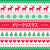 karácsony · vektor · kártya · hagyományos · kötött · minta - stock fotó © redkoala