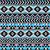 tribal aztec seamless blue and pink pattern stock photo © redkoala