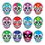 Mexicaanse · suiker · schedel · kleurrijk · vector - stockfoto © redkoala