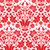 piros · hímzés · végtelen · minta · művészet · terv · fehér - stock fotó © redkoala