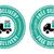 ingyenes · szállítás · bélyeg · terv · teherautó · felirat · nyomtatott - stock fotó © redkoala