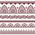 indian · henna · tattoo · ontwerp · communie - stockfoto © redkoala